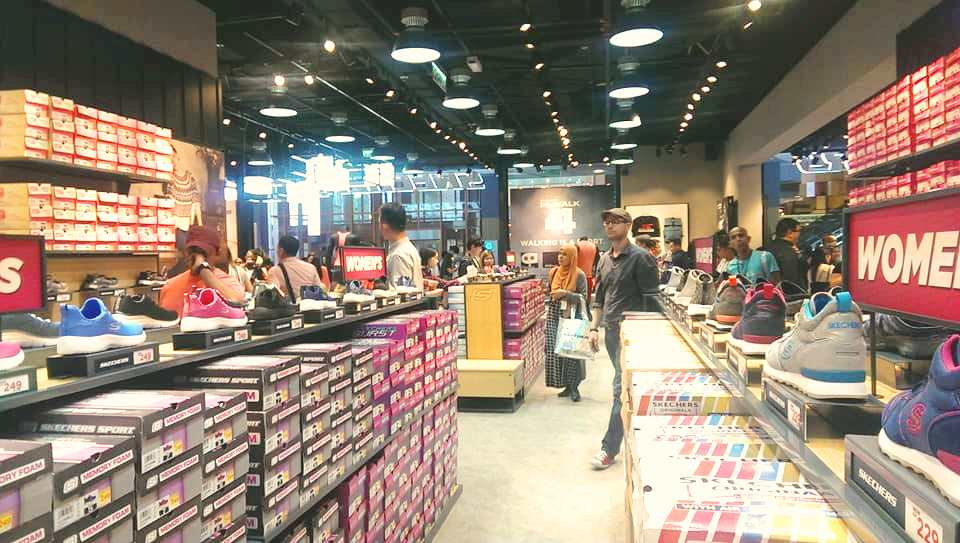 outlet-skechers-Mutiara Damansara