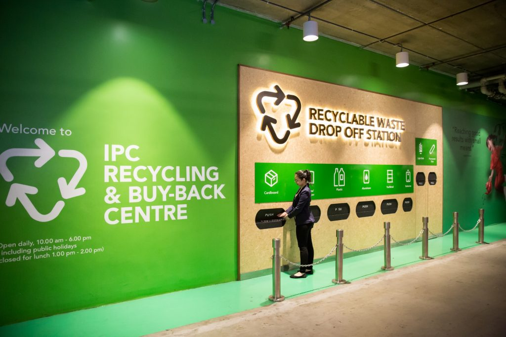 IPC Recycle Programme