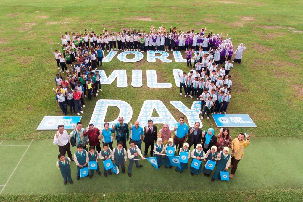 Dutch Lady World Milk Day