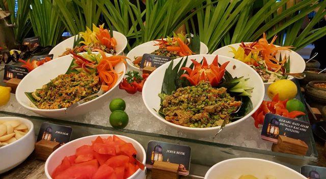 Kerabu-food