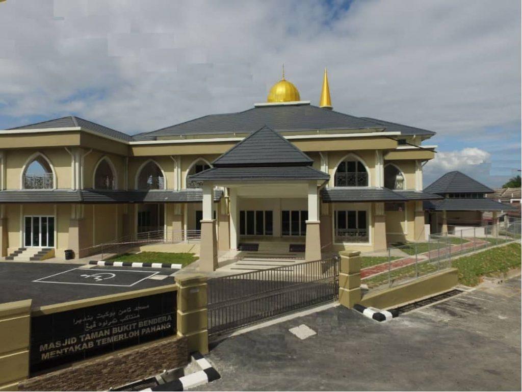 mentakab mosque