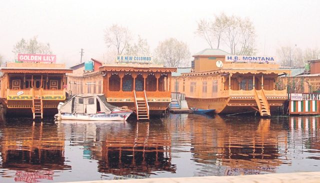 boat-houses
