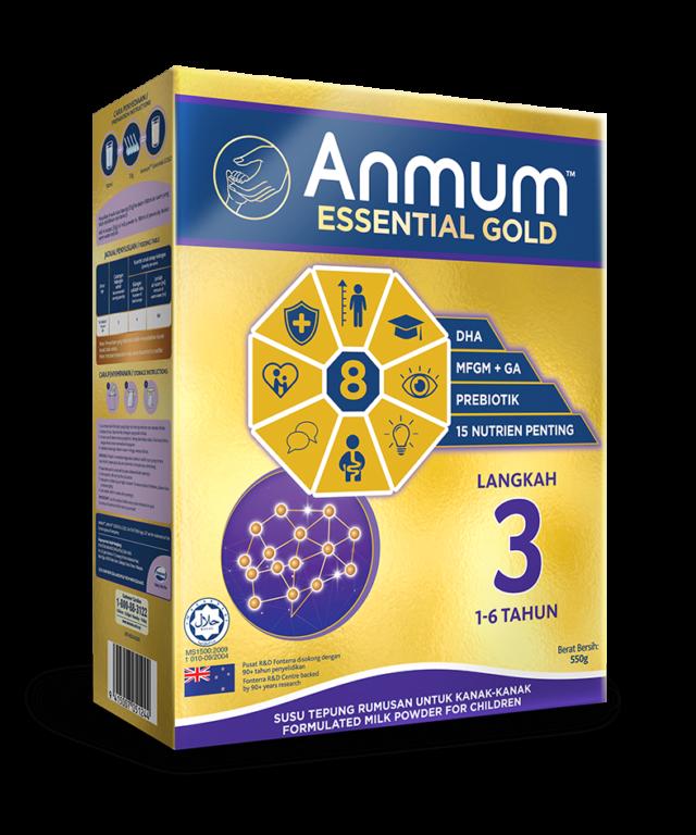 anmum 3